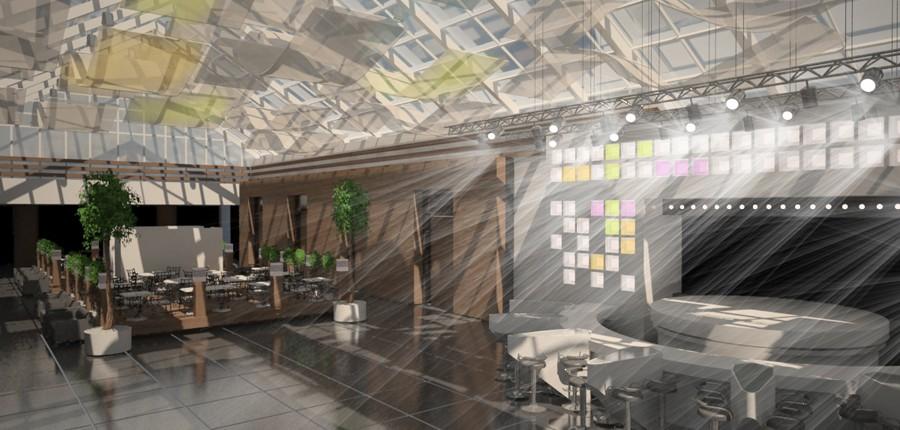 Подсветка интерьеров и архитектурные проекты